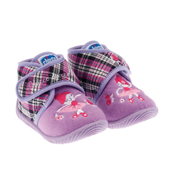 Pantofi Casa Chicco Tierry, Liliachiu, 54666 imagine