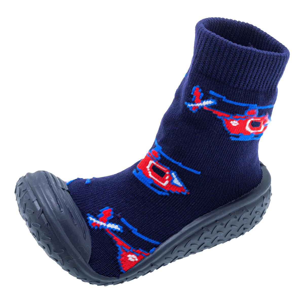Pantofi De Casa Pentru Copii, Chicco Mordibotti, Albastru, 64721 imagine