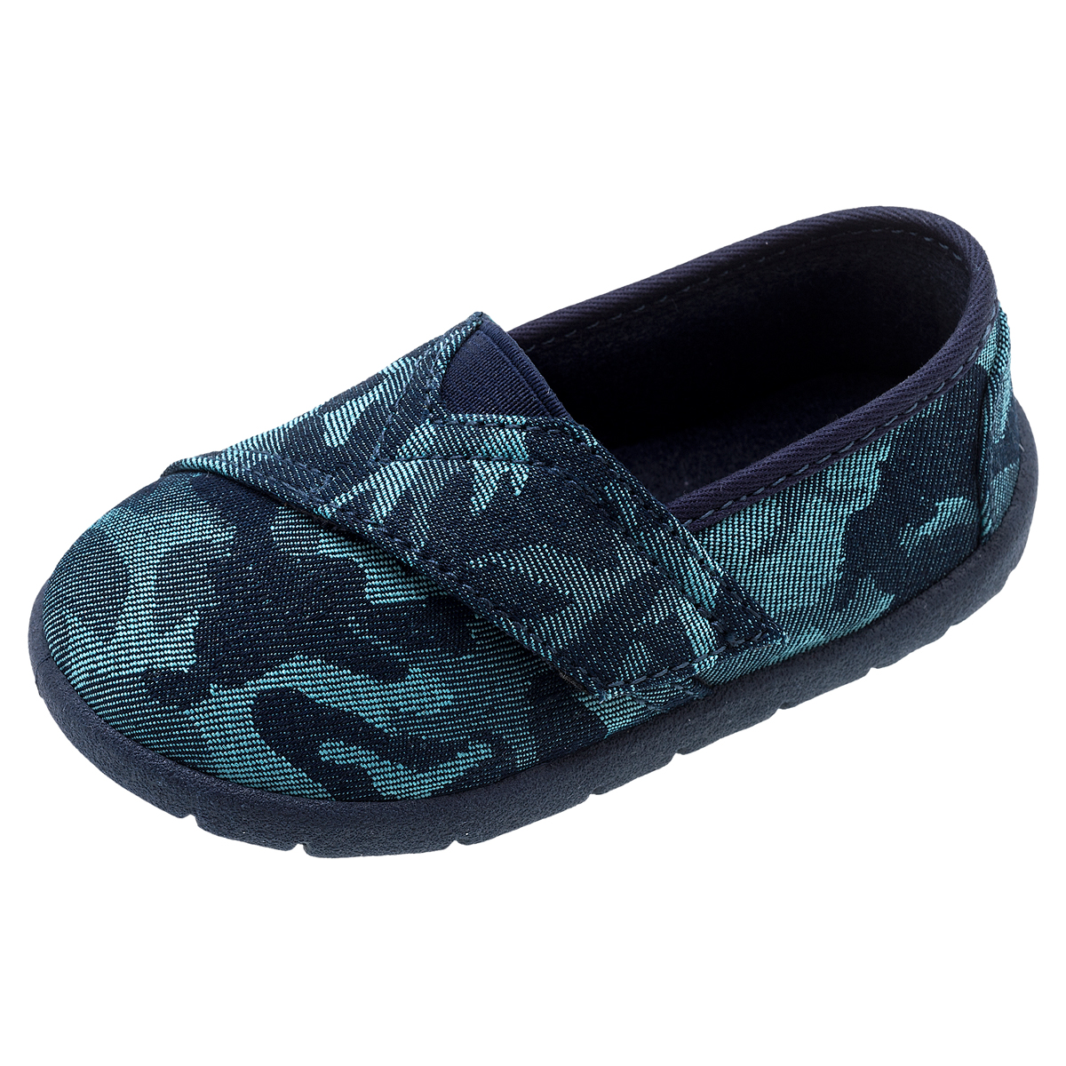 Pantofi copii Chicco, albastru carouri