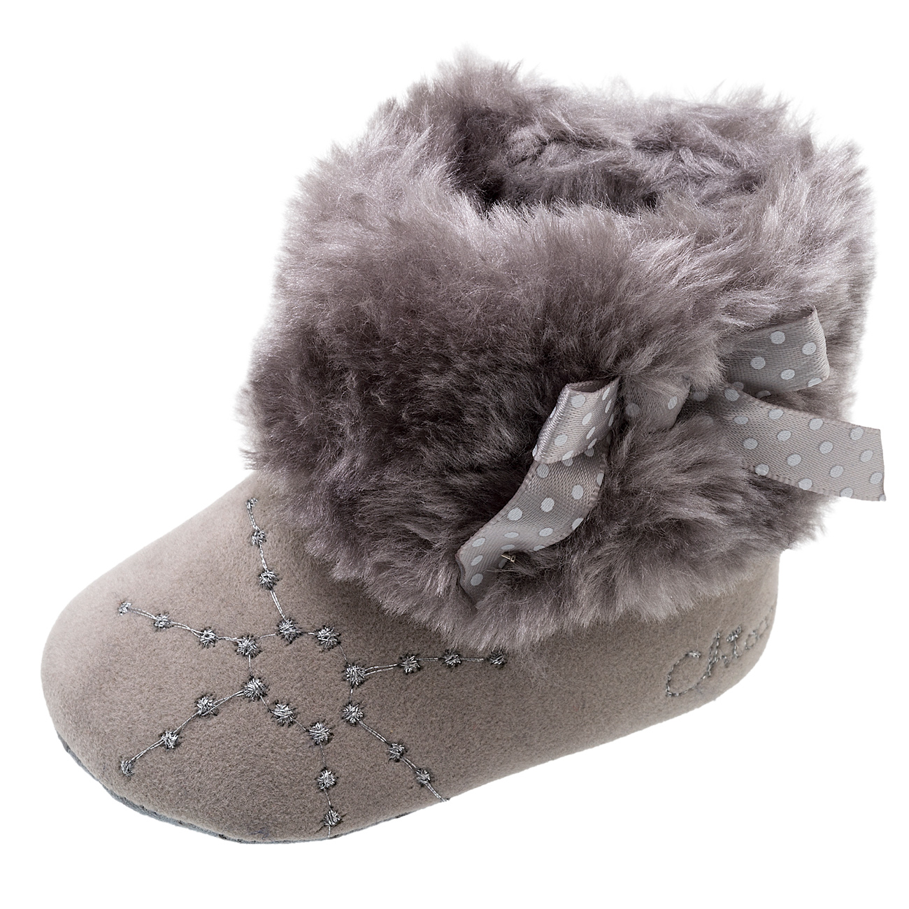 Pantofi copii Chicco, gri