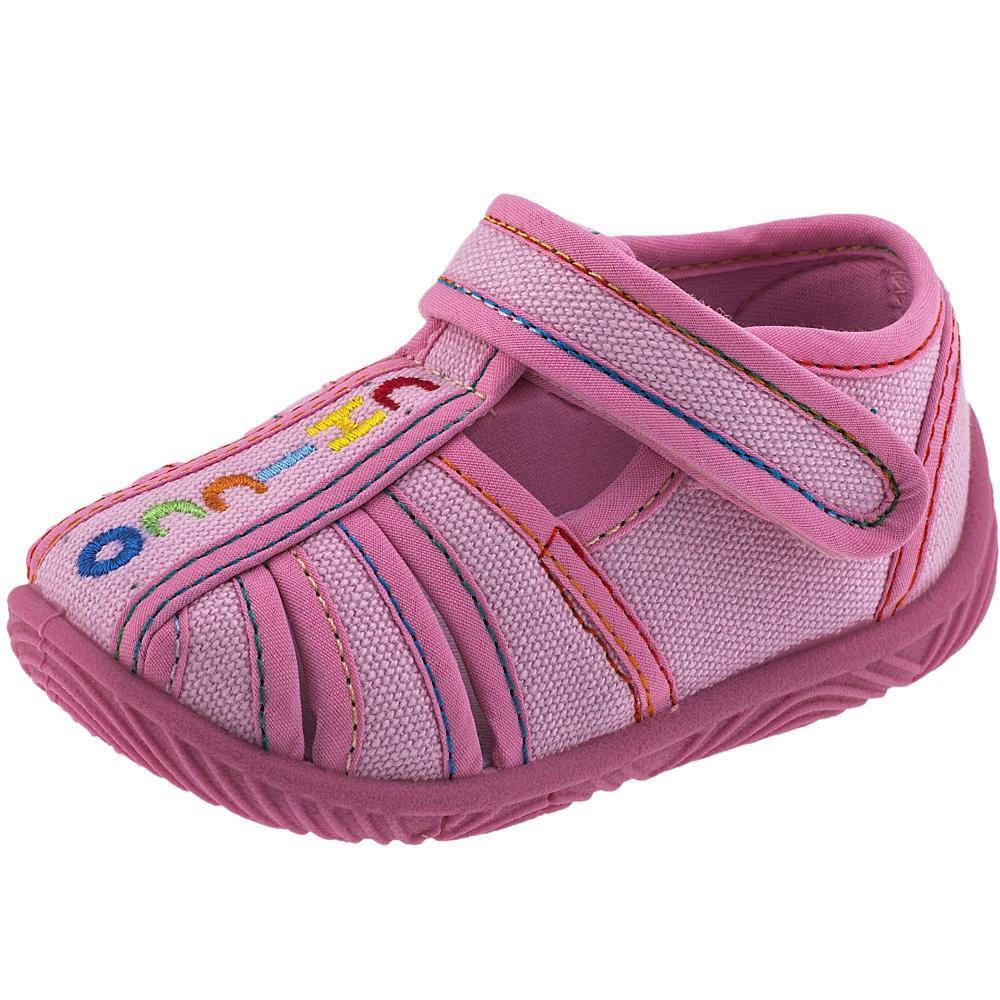 Pantofi de casa Chicco, roz
