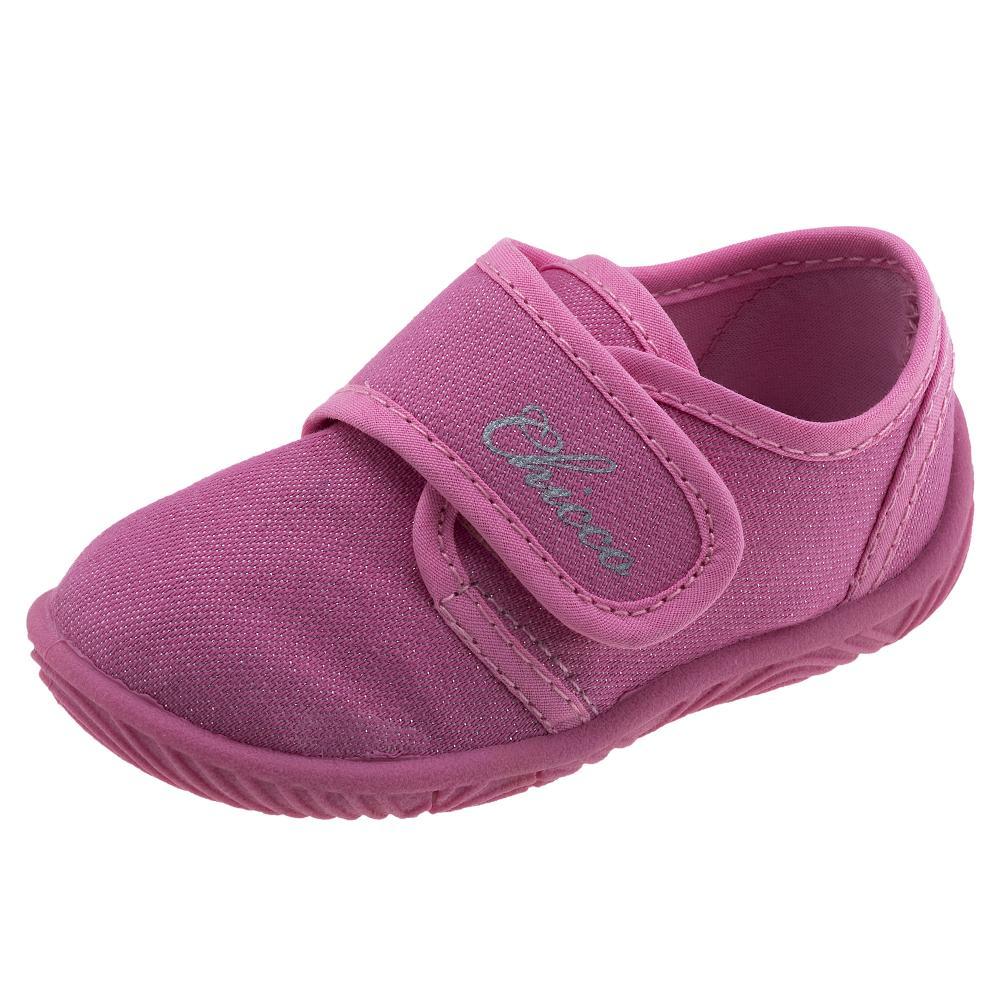 Pantofi de casa copii Chicco roz Casa 25