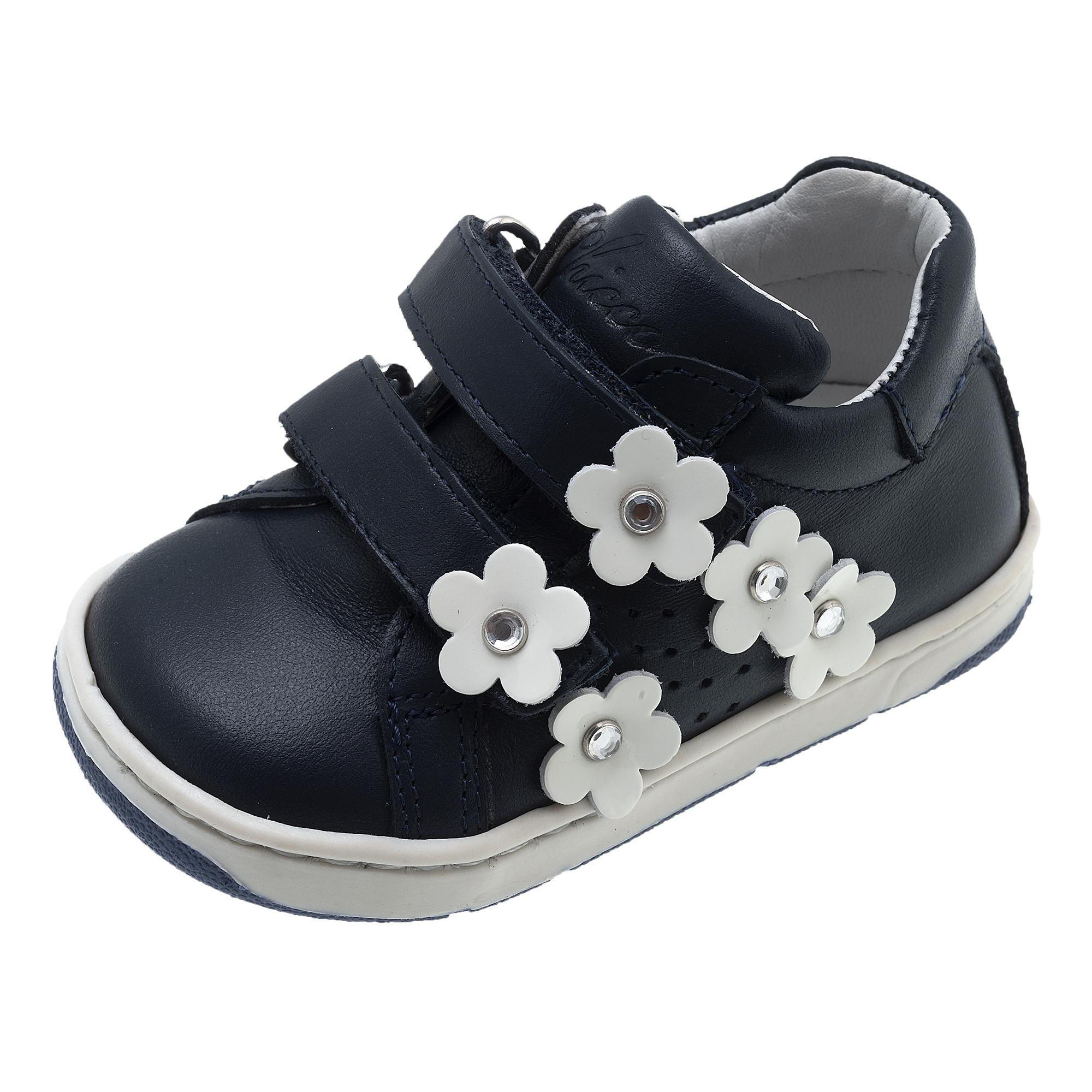 Pantofi Copii Chicco Granny, Bleumarin, 63501 imagine