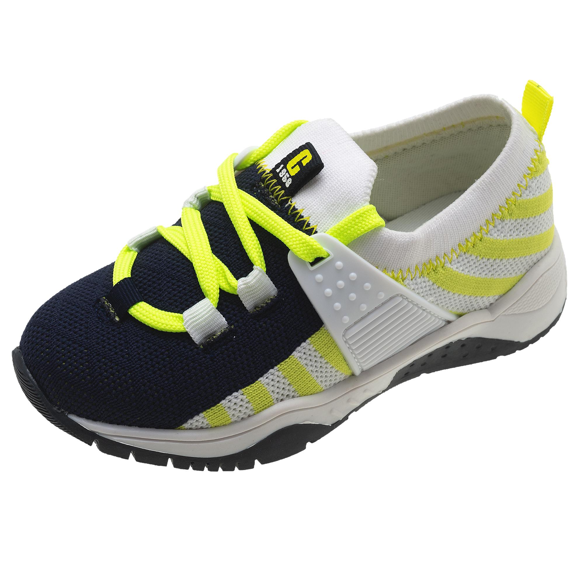 Pantofi sport copii Chicco Corner, textil bleumarin, 61617 din categoria Pantofi sport copii