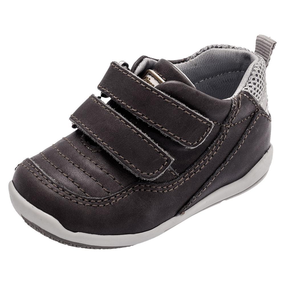 Pantofi sport copii Chicco, gri inchis