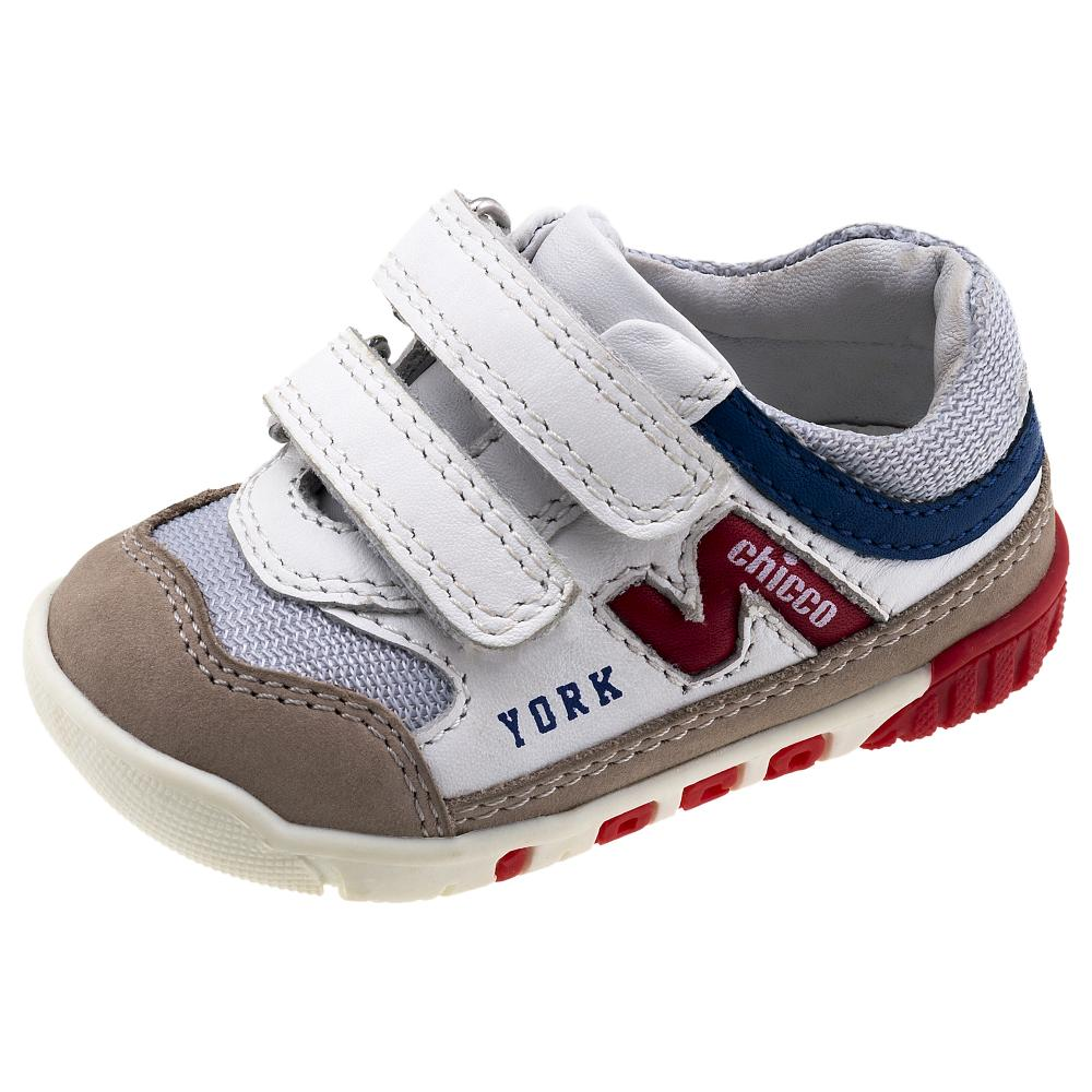 Pantof sport copii Chicco, alb