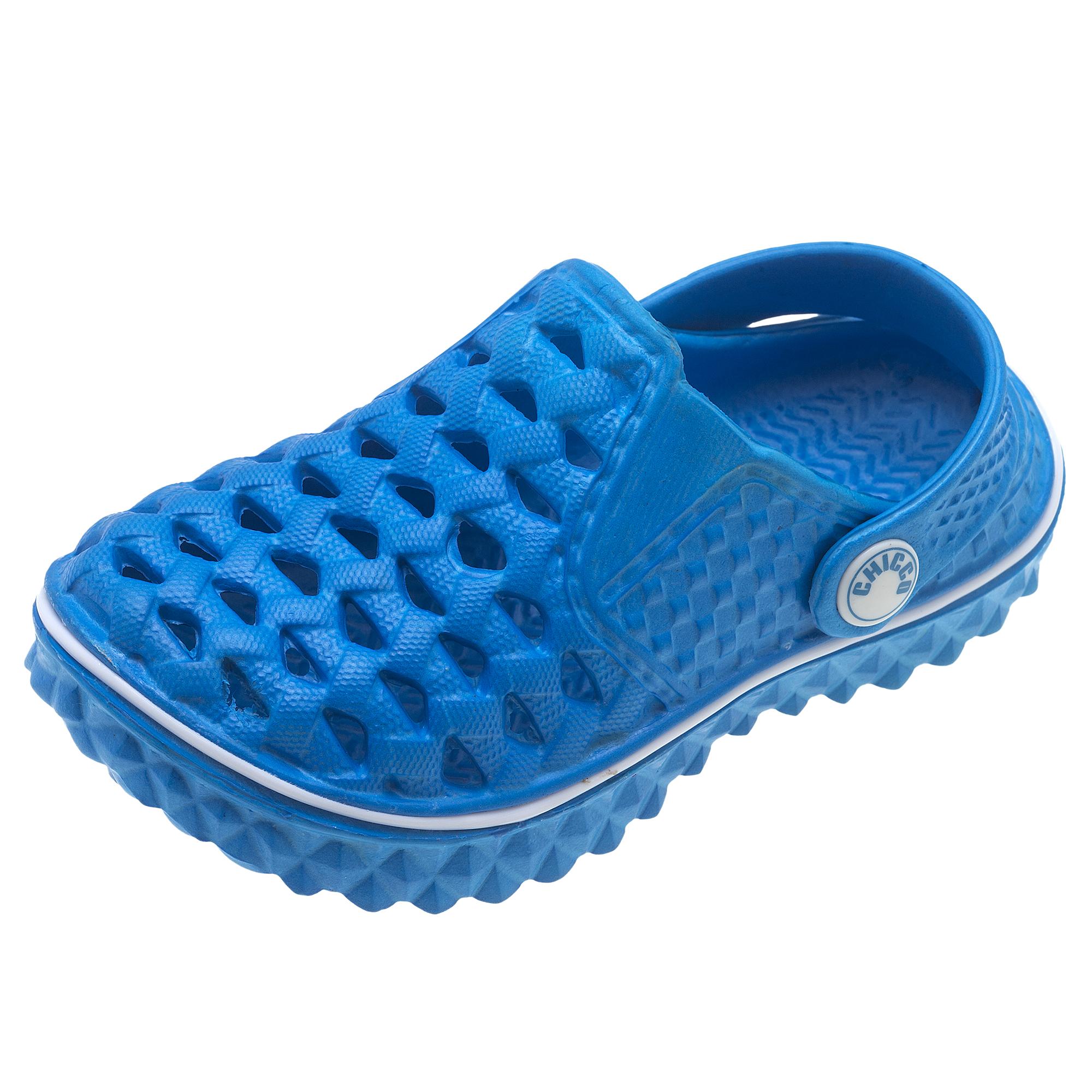 Papuci de plaja pentru copii Chicco Mango, bleumarin, 61751