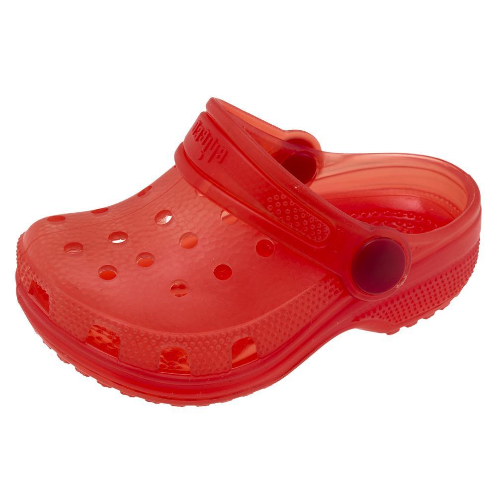 Papuci plaja Chicco rosu 30