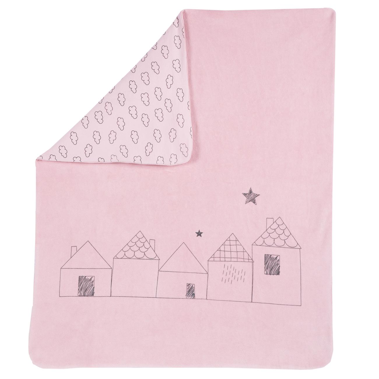 Paturica landou Chicco, roz, 10973