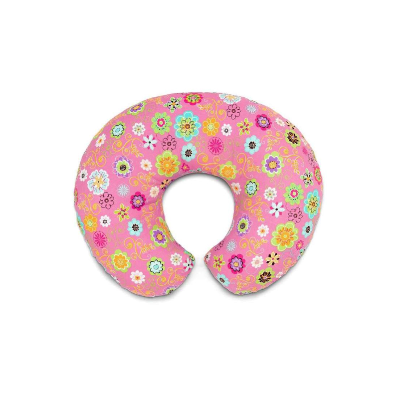 Perna alaptare Chicco Boppy 4 in 1, Cover Wild Flowers