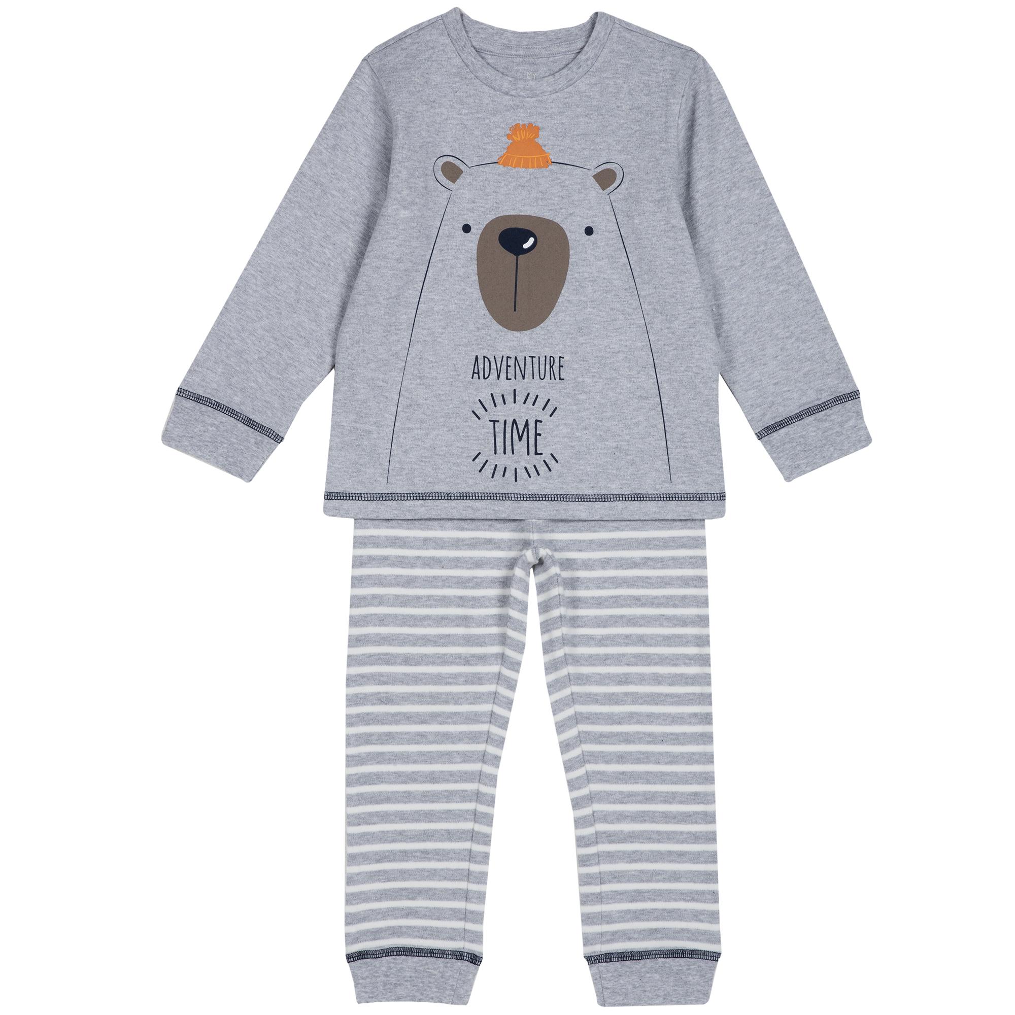 Pijama Copii Chicco, Gri