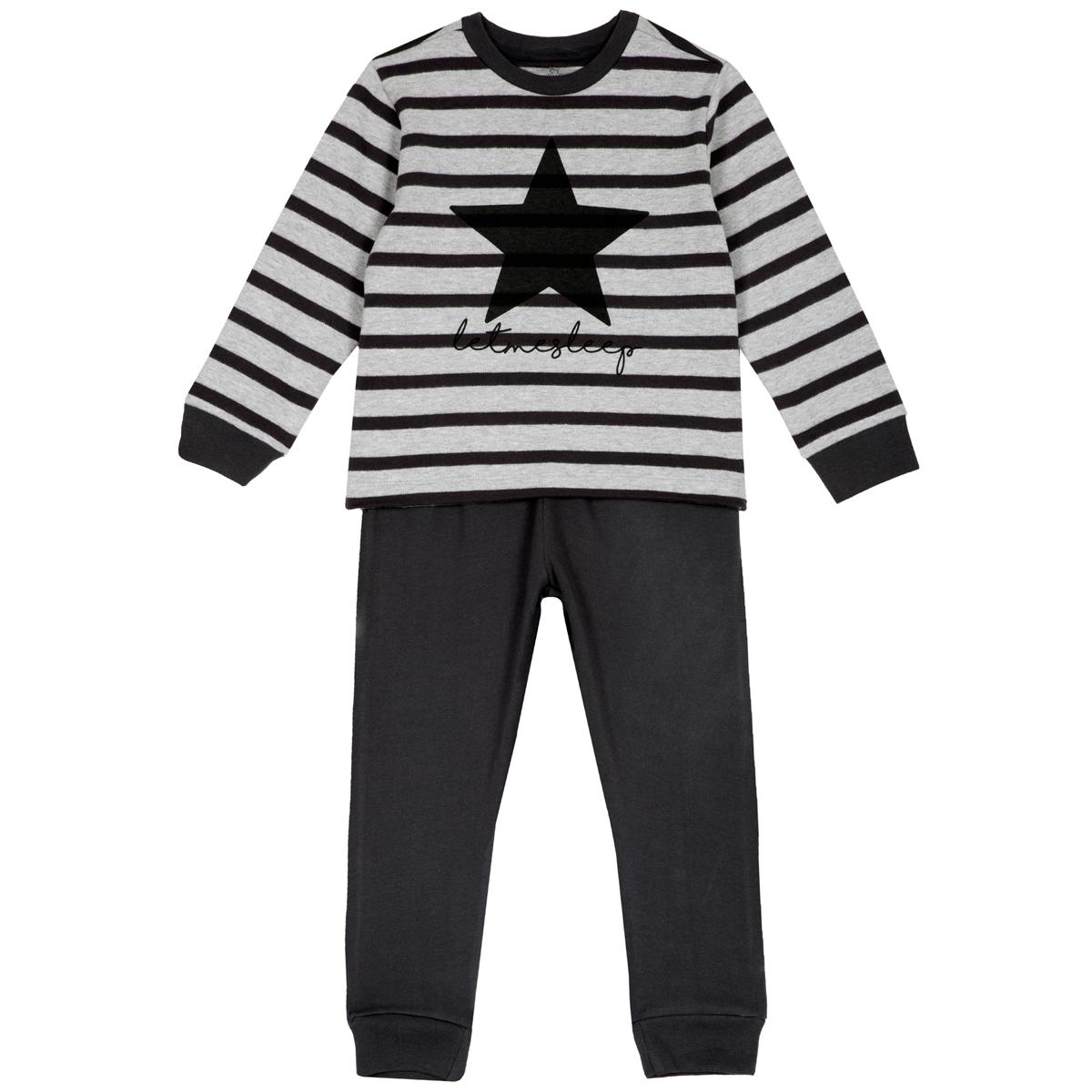Pijama copii Chicco, maneca lunga, 31284 din categoria Pijamale copii