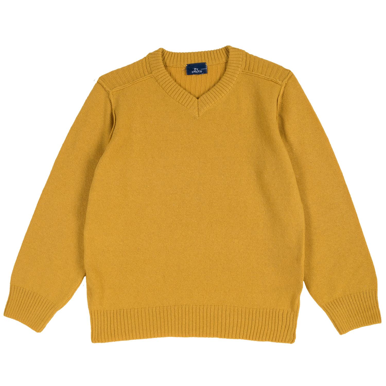 Pulover copii Chicco, galben