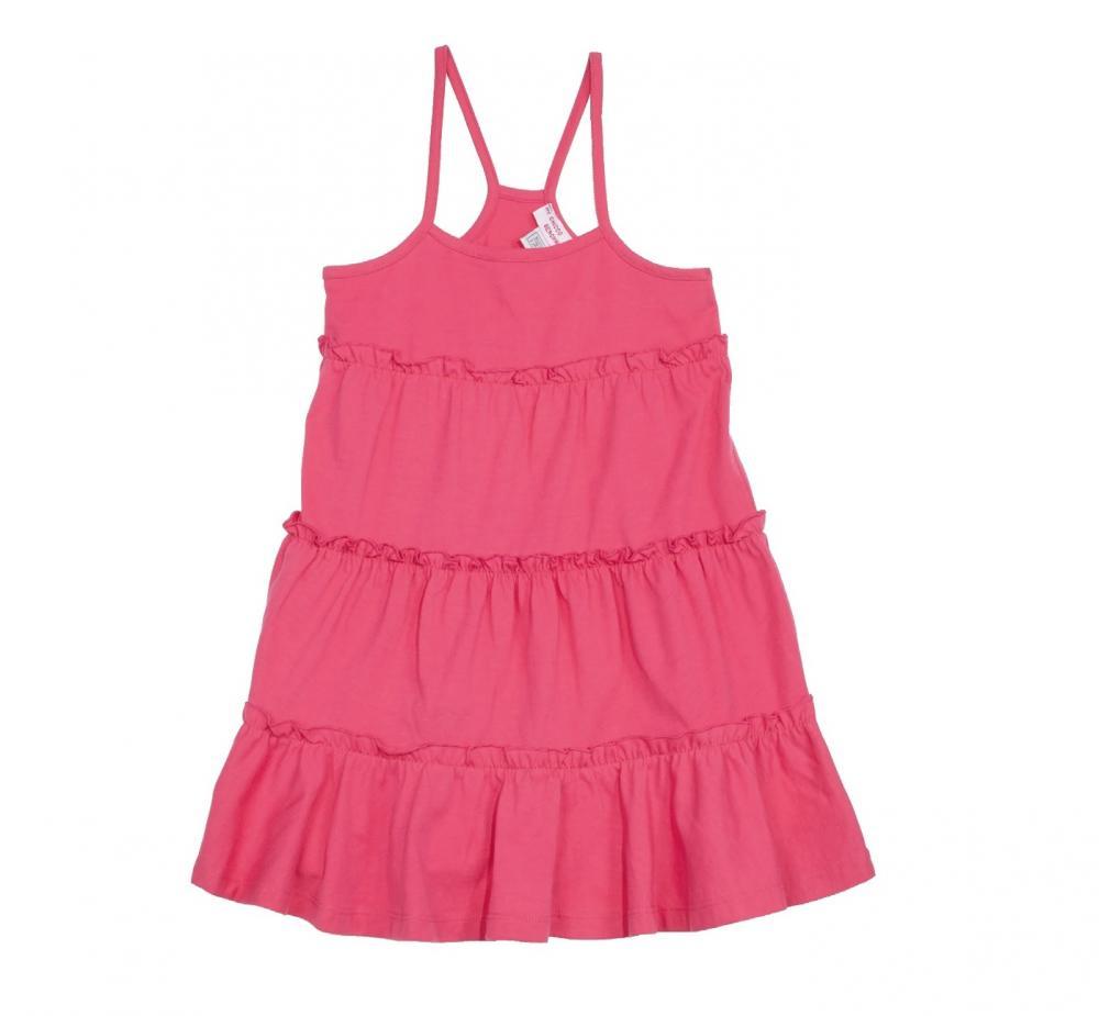 Rochie Chicco, fara maneci, roz, 93491 din categoria Rochii, Fuste