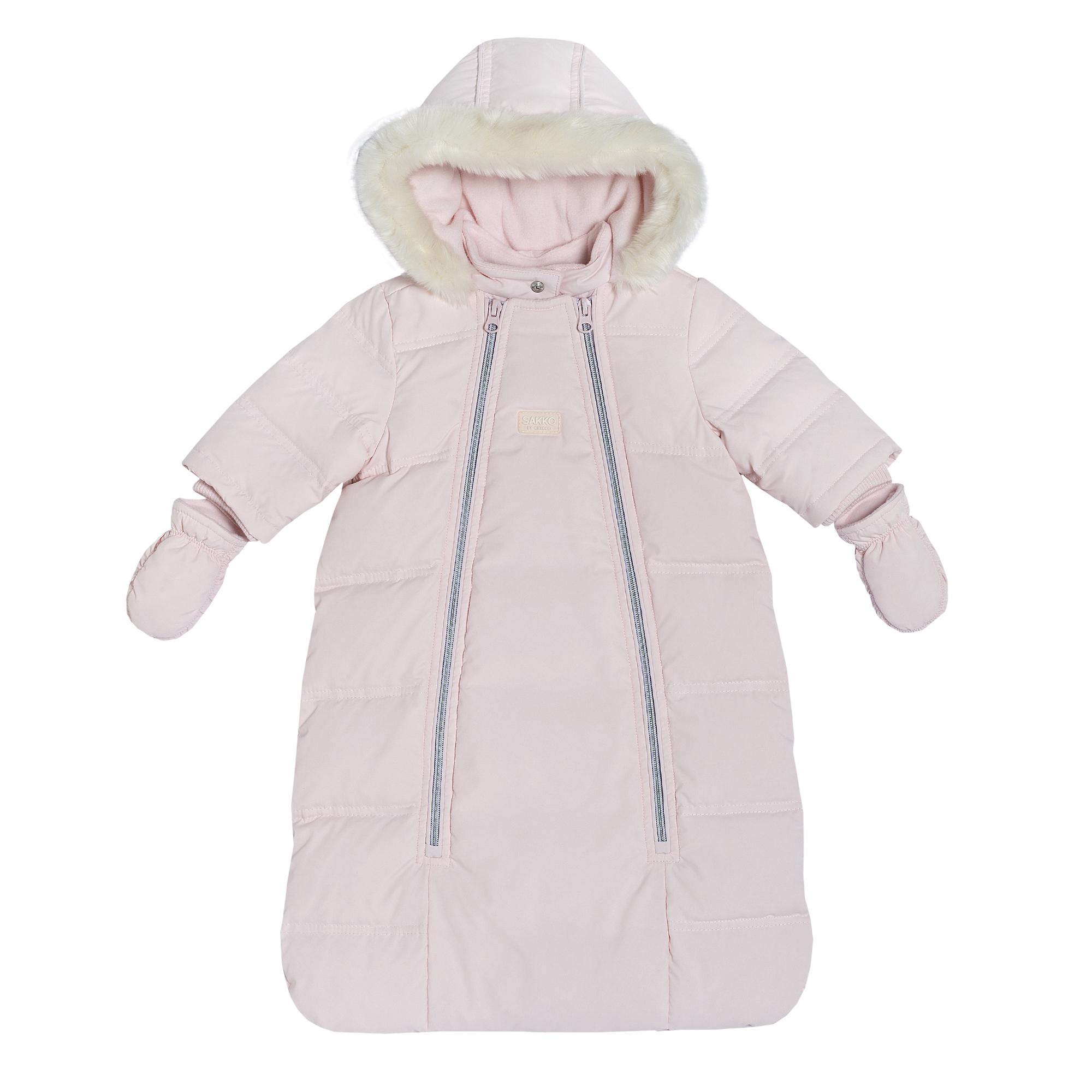 Sac de dormit pentru copii Chicco Sakko, roz, 27063