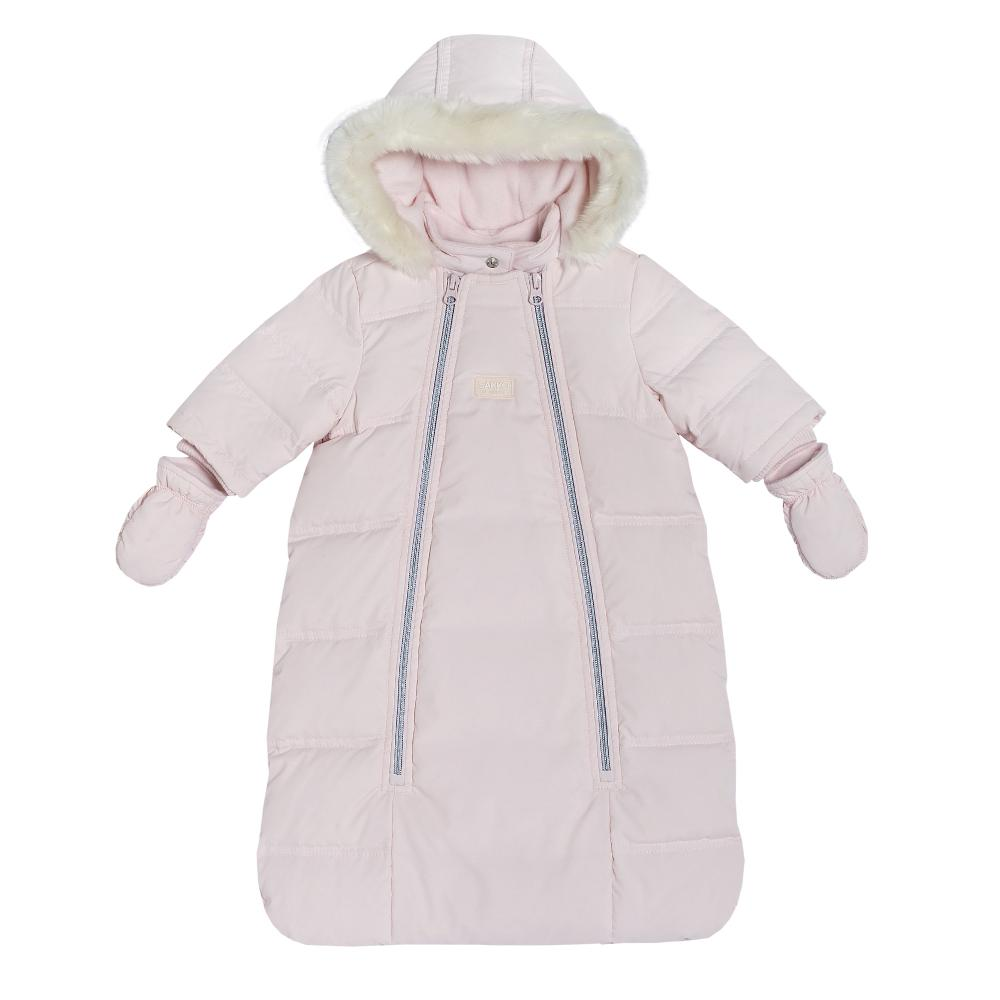 Sac de dormit pentru bebelusi, Chicco, roz