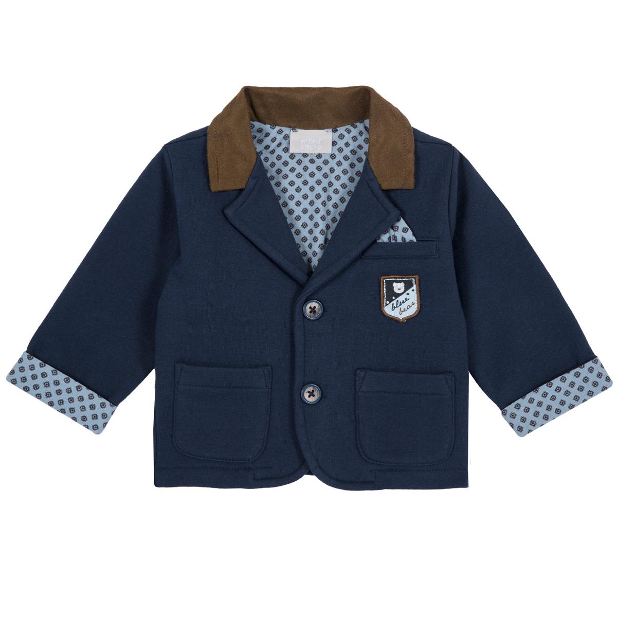 Jacheta copii Chicco, tip sacou, 84341 din categoria Jachete copii