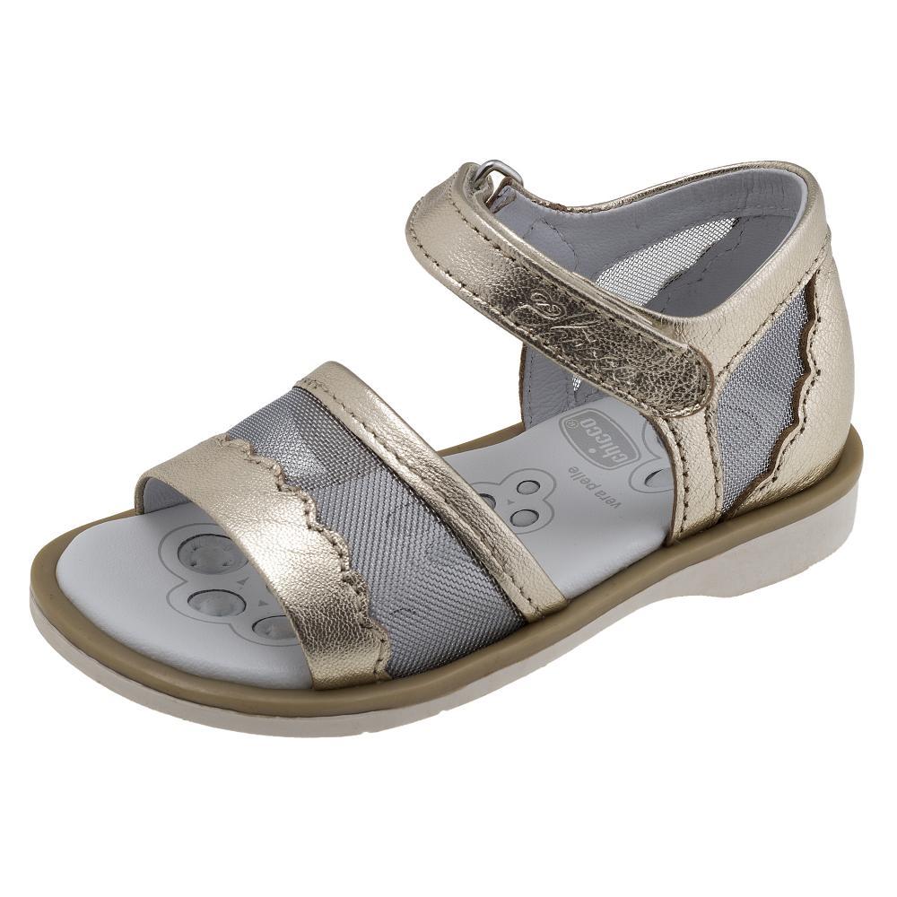 Sandale copii Chicco, auriu, 59585