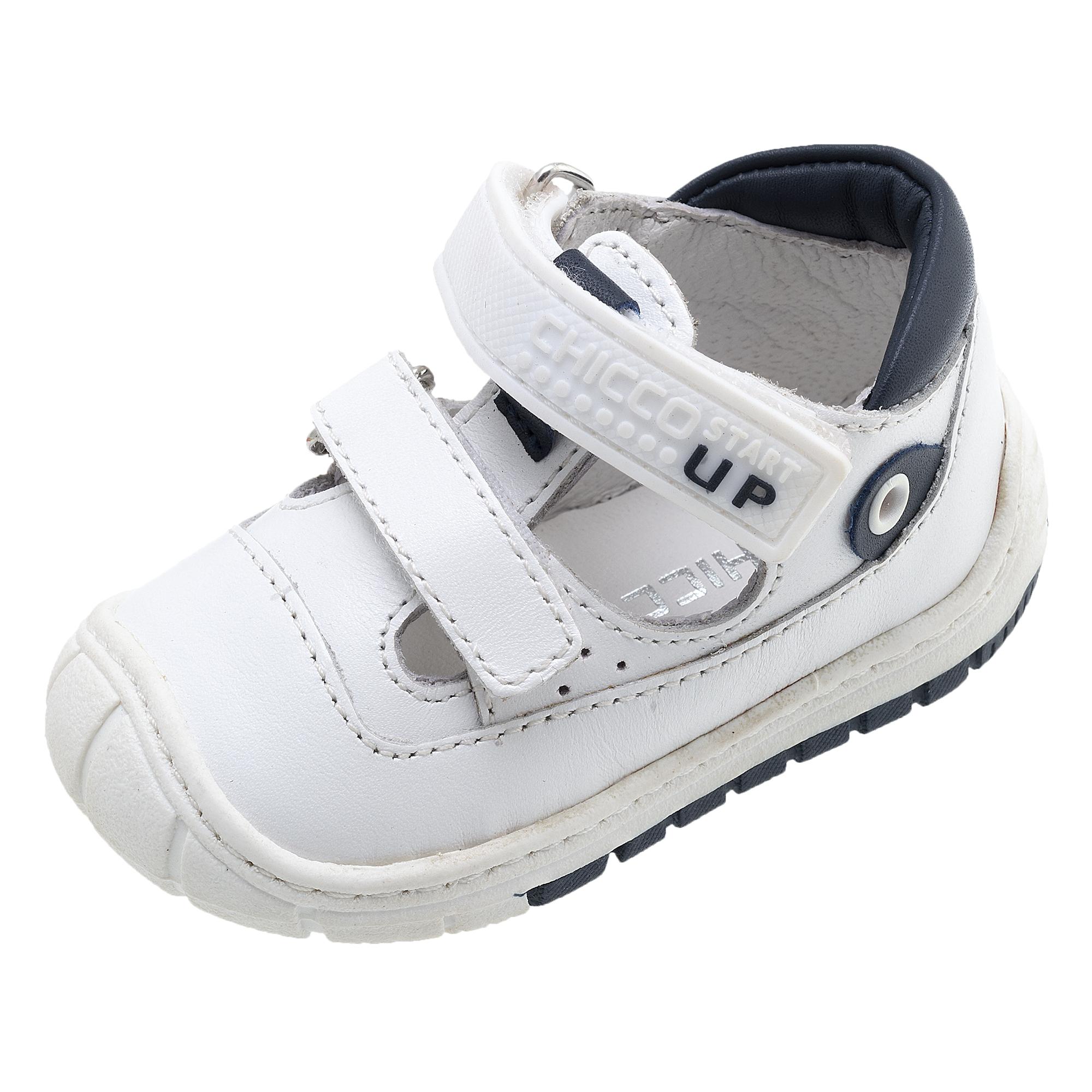 Adidasi copii Chicco Dario alb