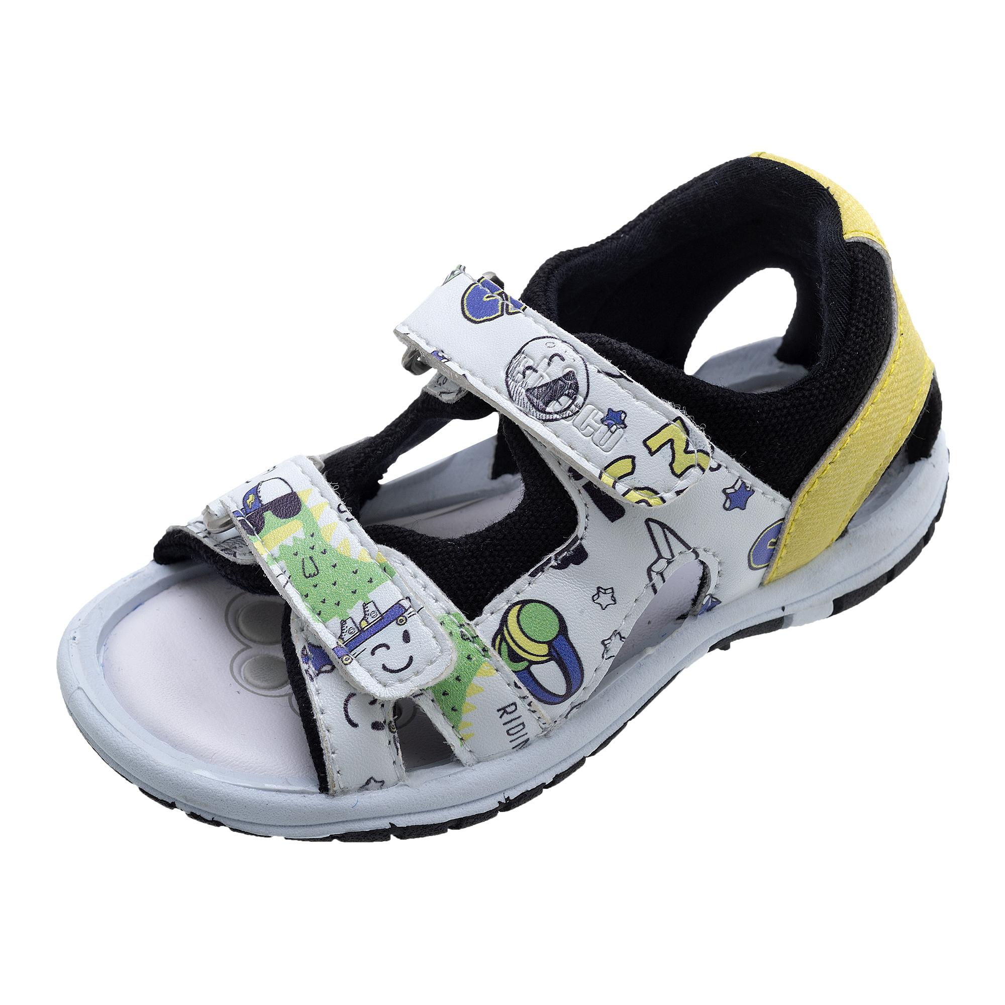 Sandale Copii Chicco Florian, Alb, 63383 imagine