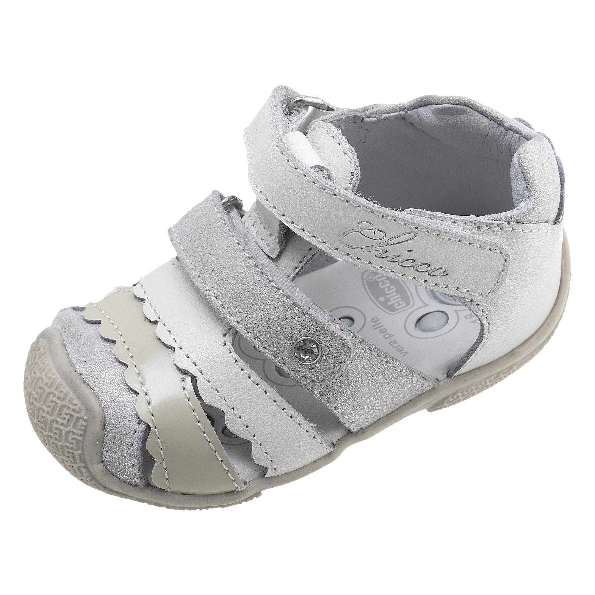 Sandale Copii Chicco Georgiana, Alb, 63804 imagine