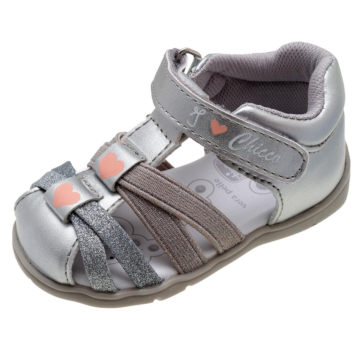 Sandale copii Chicco Giasmine, bleu deschis, 61468