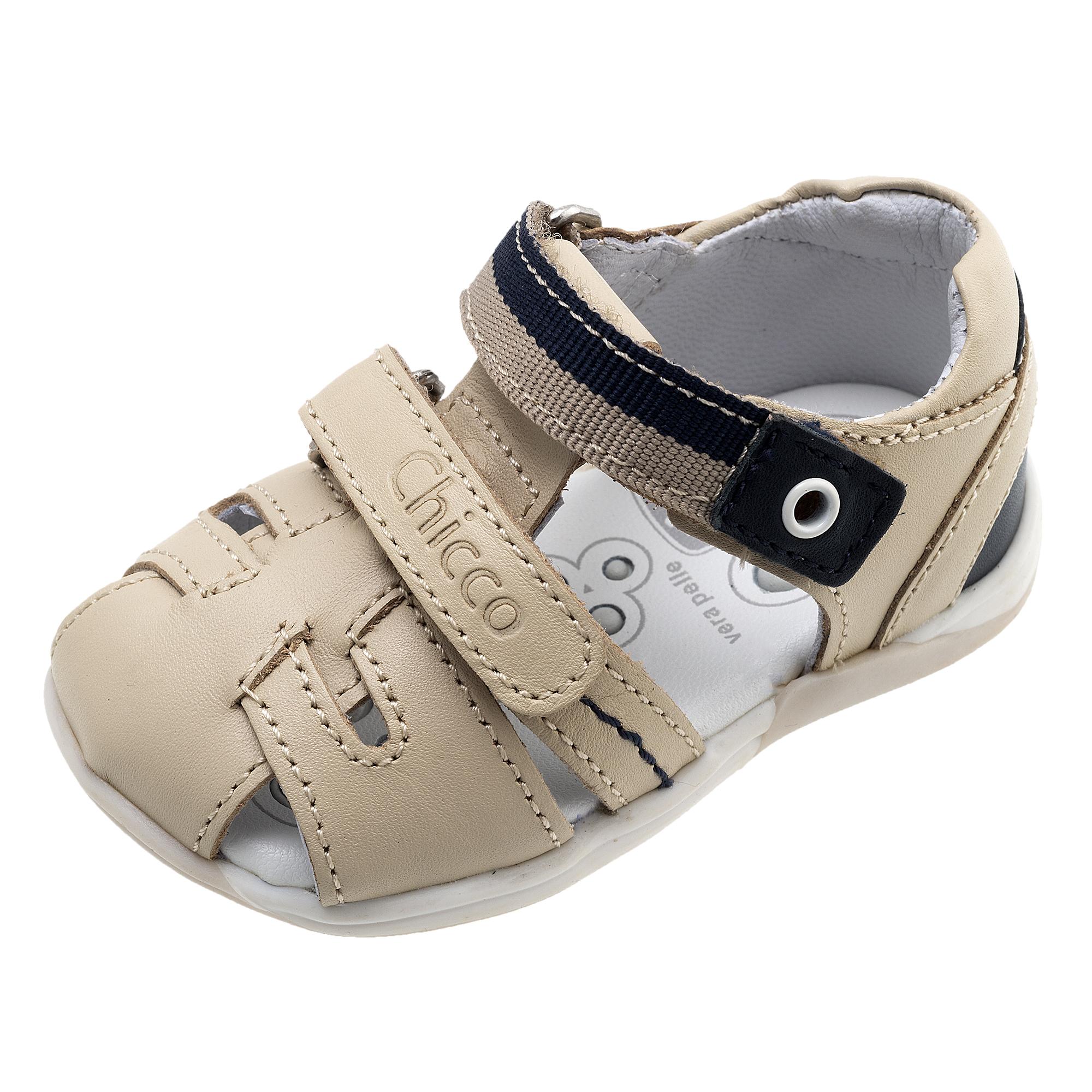 Sandale Copii Chicco Giglio, Bej, 63471 imagine