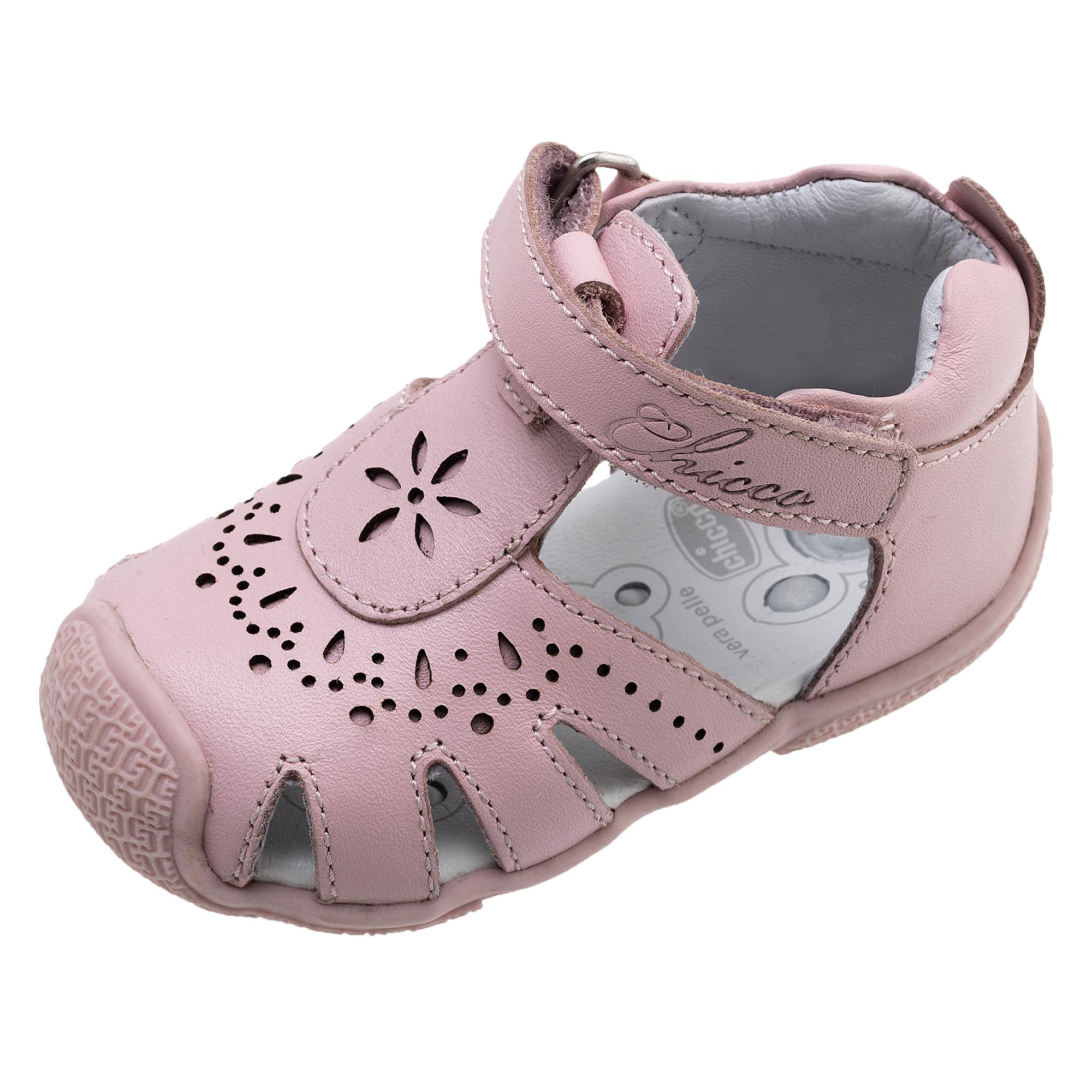 Sandale Copii Chicco Giorgia, Roz, 61472 imagine