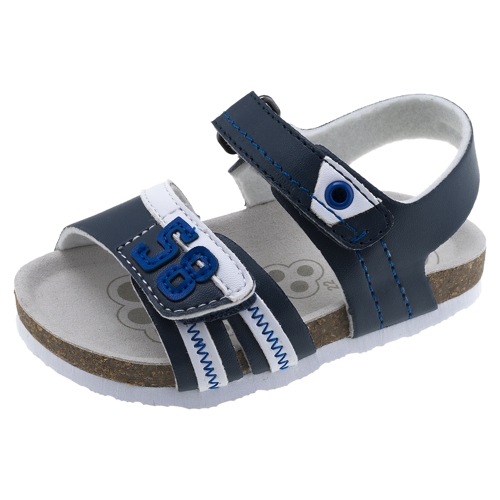 Sandale copii Chicco Hedo bleumarin