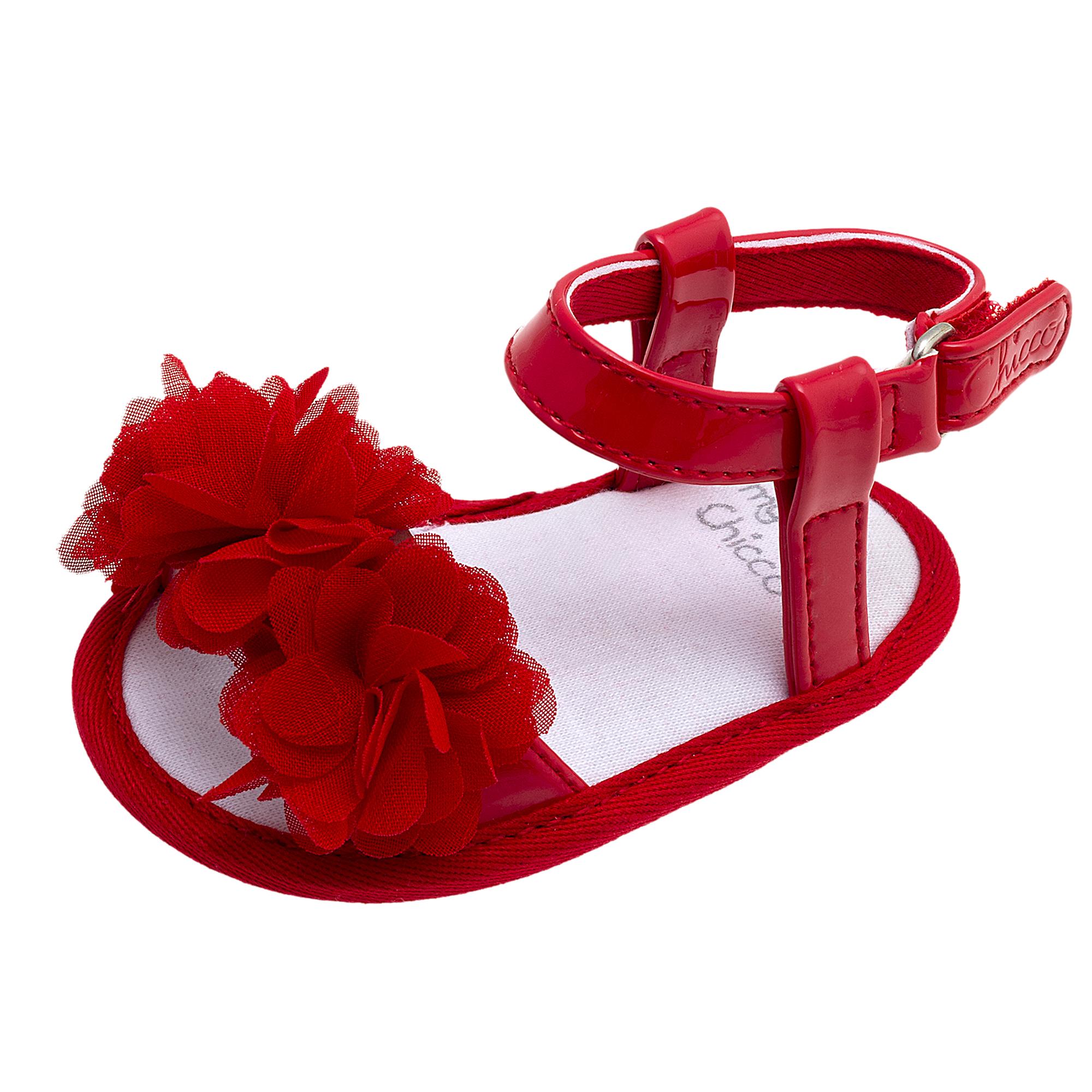 Sandale Copii Chicco Osiria, Rosu, 63112 imagine