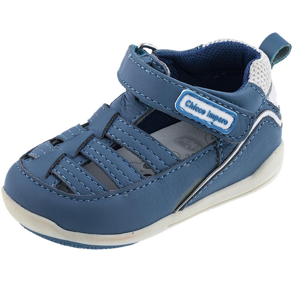 Sandale pentru copii Chicco G7, albastru jeans, 57464