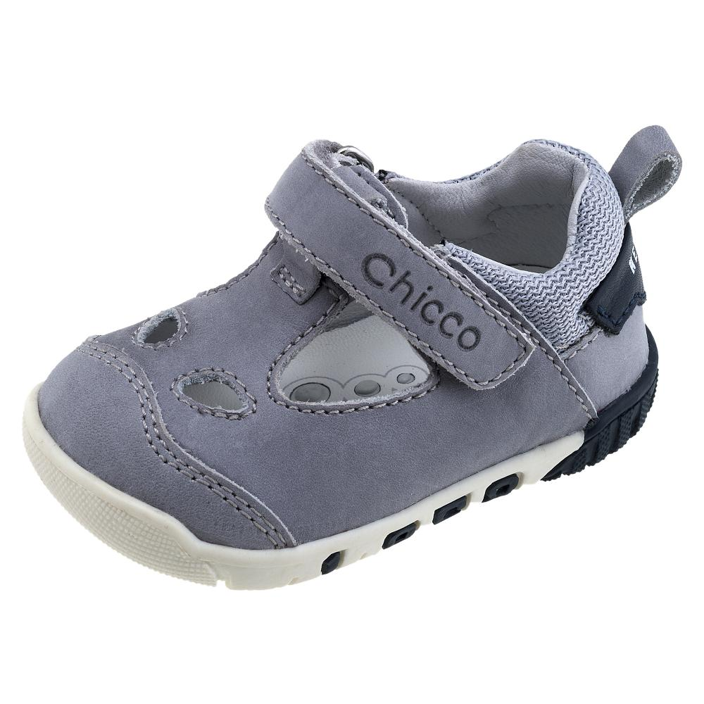 Chicco Sandale sport copii Chicco gri 23