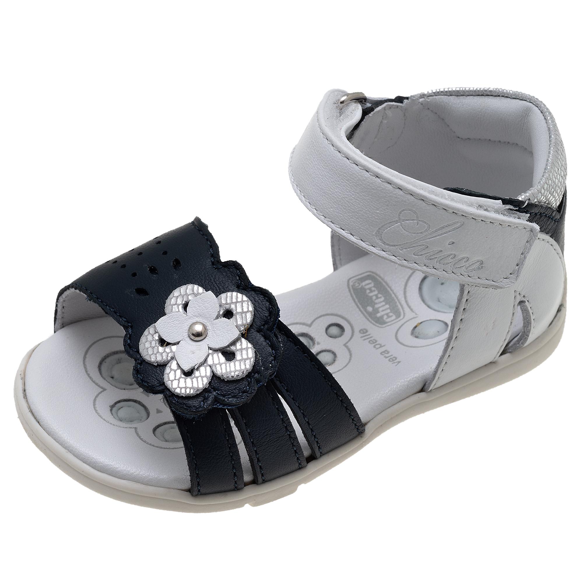 Sandalute Copii Chicco Gemmas, Bleumarin, 61479 imagine