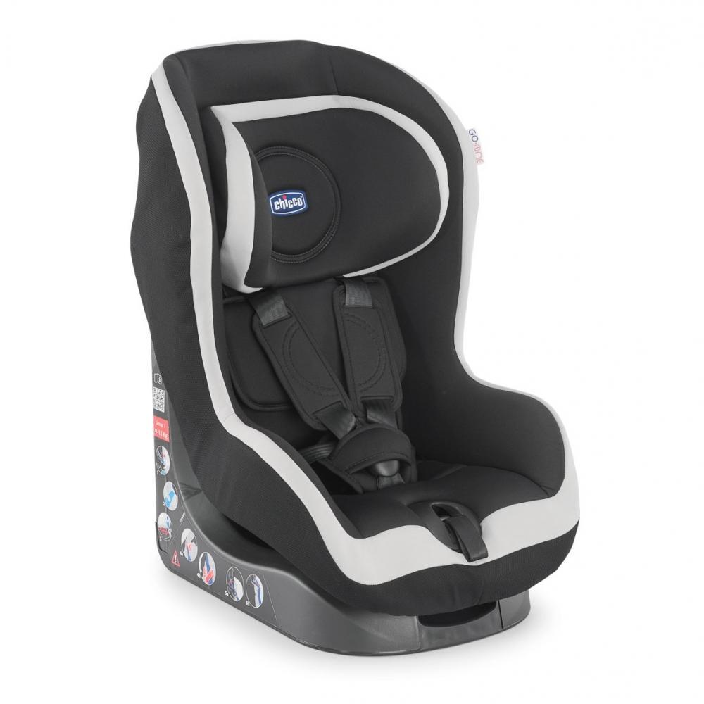Scaun auto Chicco Go-One Baby, Coal, 12luni+ din categoria Scaune auto fara Isofix