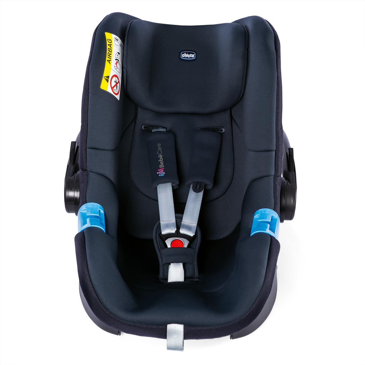 Scaun auto Chicco Oasys 0+ UP BebeCare, Blue, 0 luni+