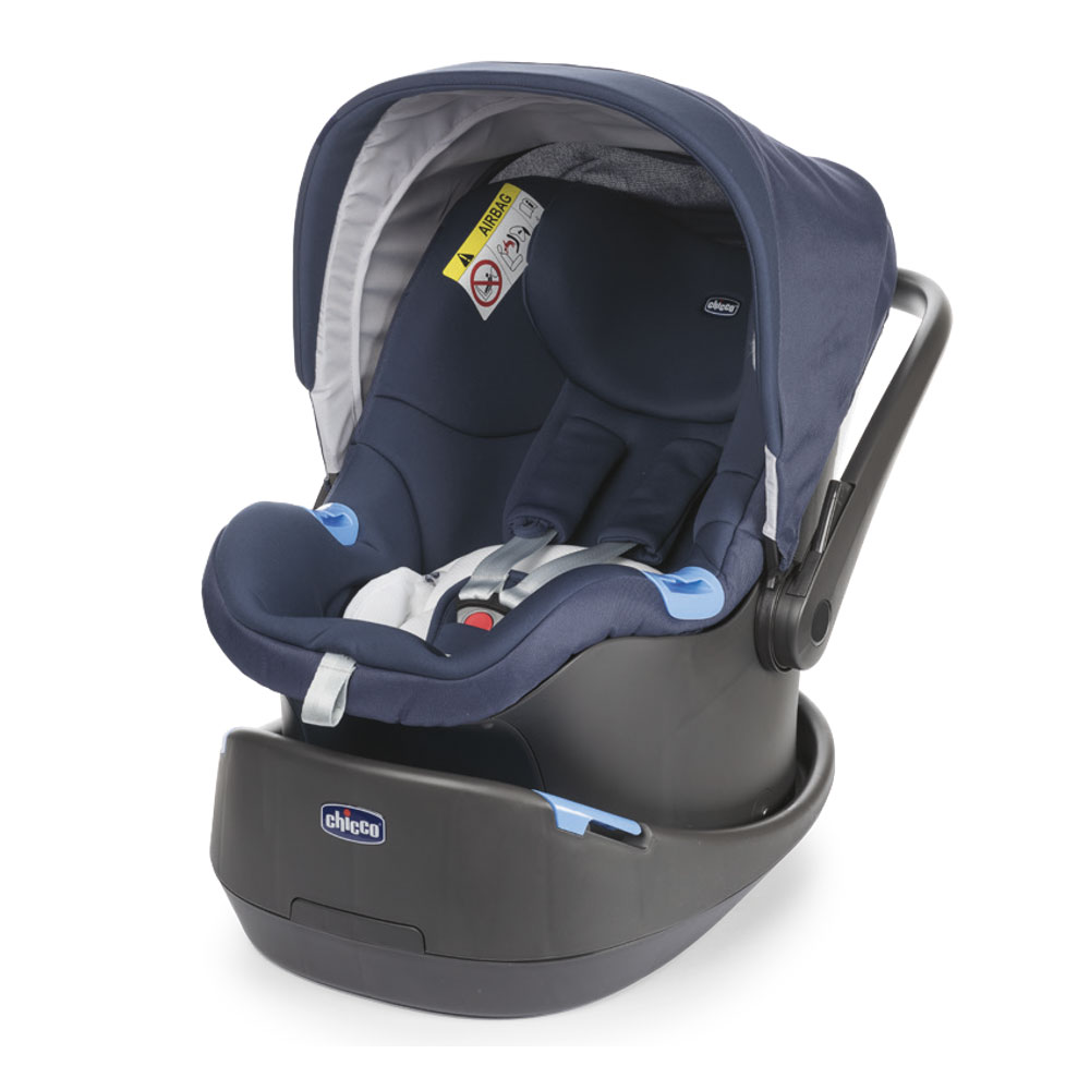 Chicco Scaun auto Chicco Oasys 0 Blue Passion 0luni+