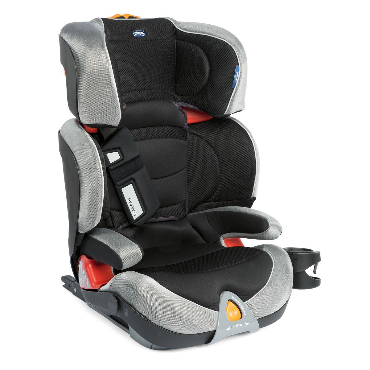 Scaun auto Chicco Oasys 23 Evo FixPlus Editie Limitata PolarSilver 3ani+ thumbnail