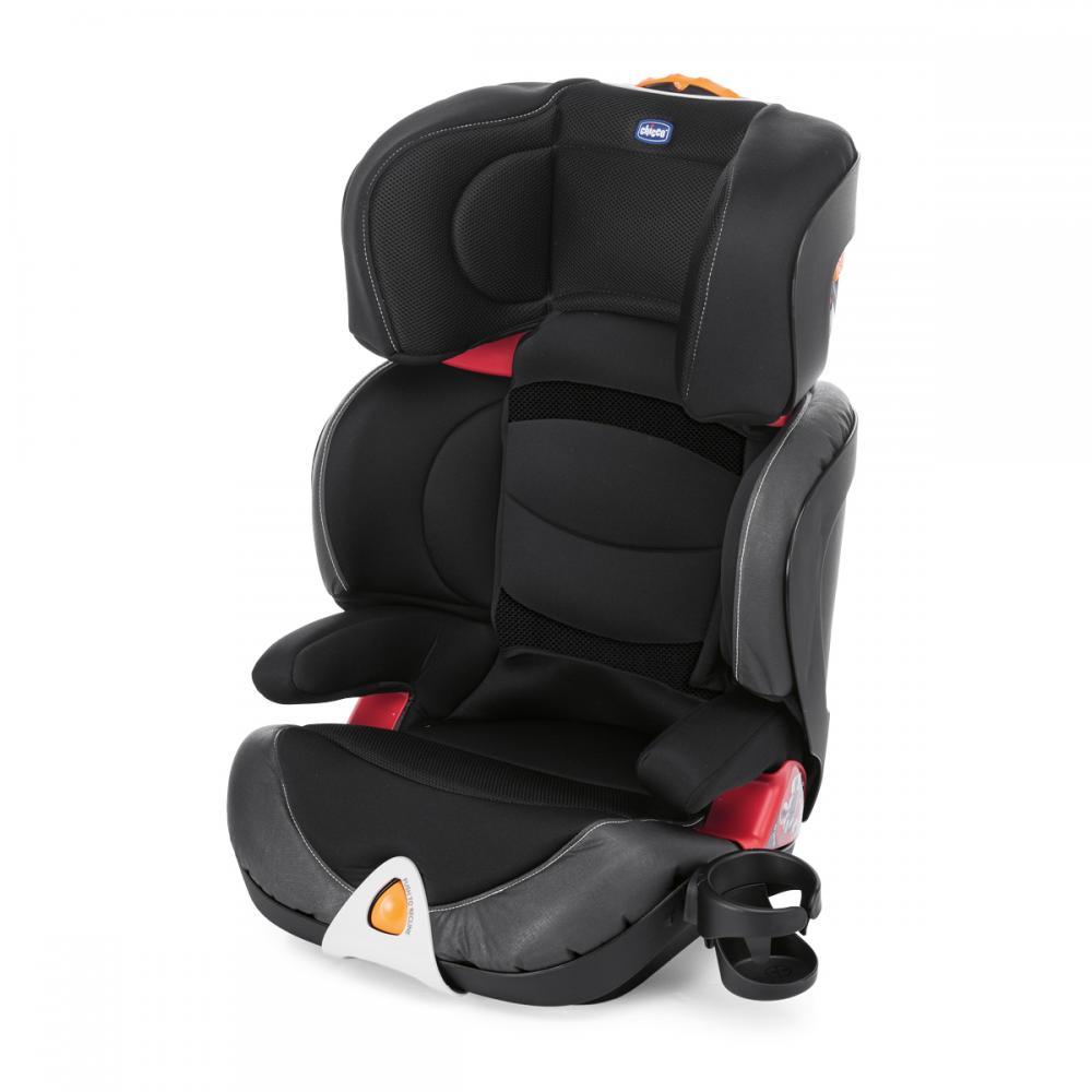 Scaun auto Chicco Oasys 23 Evo, Jet Black, 3ani+