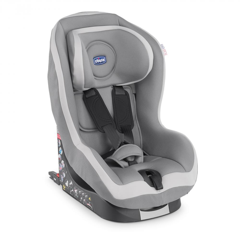 Scaun Auto Chicco Resigilat Go-One Baby Cu Isofix, Moon, 12luni+ imagine