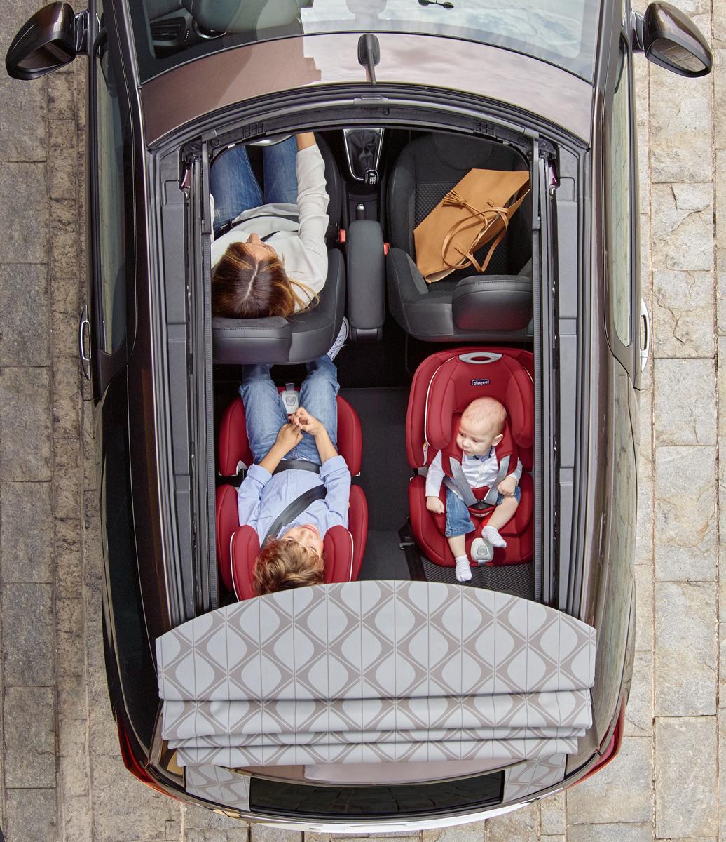 Chicco Scaun auto Chicco Seat Up 012 Isofix Red Passion