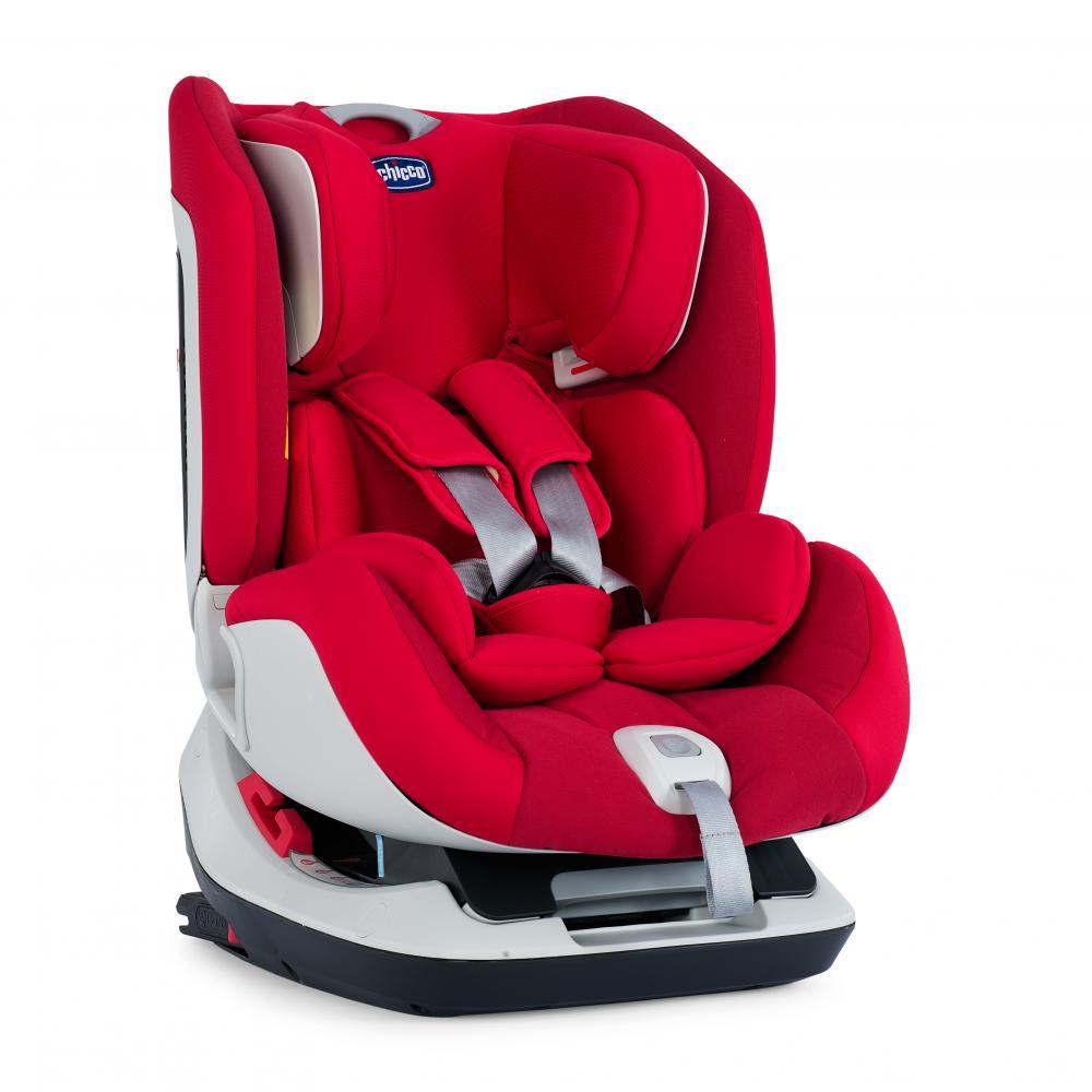 Scaun auto Chicco Seat Up 012 Isofix Rosu thumbnail
