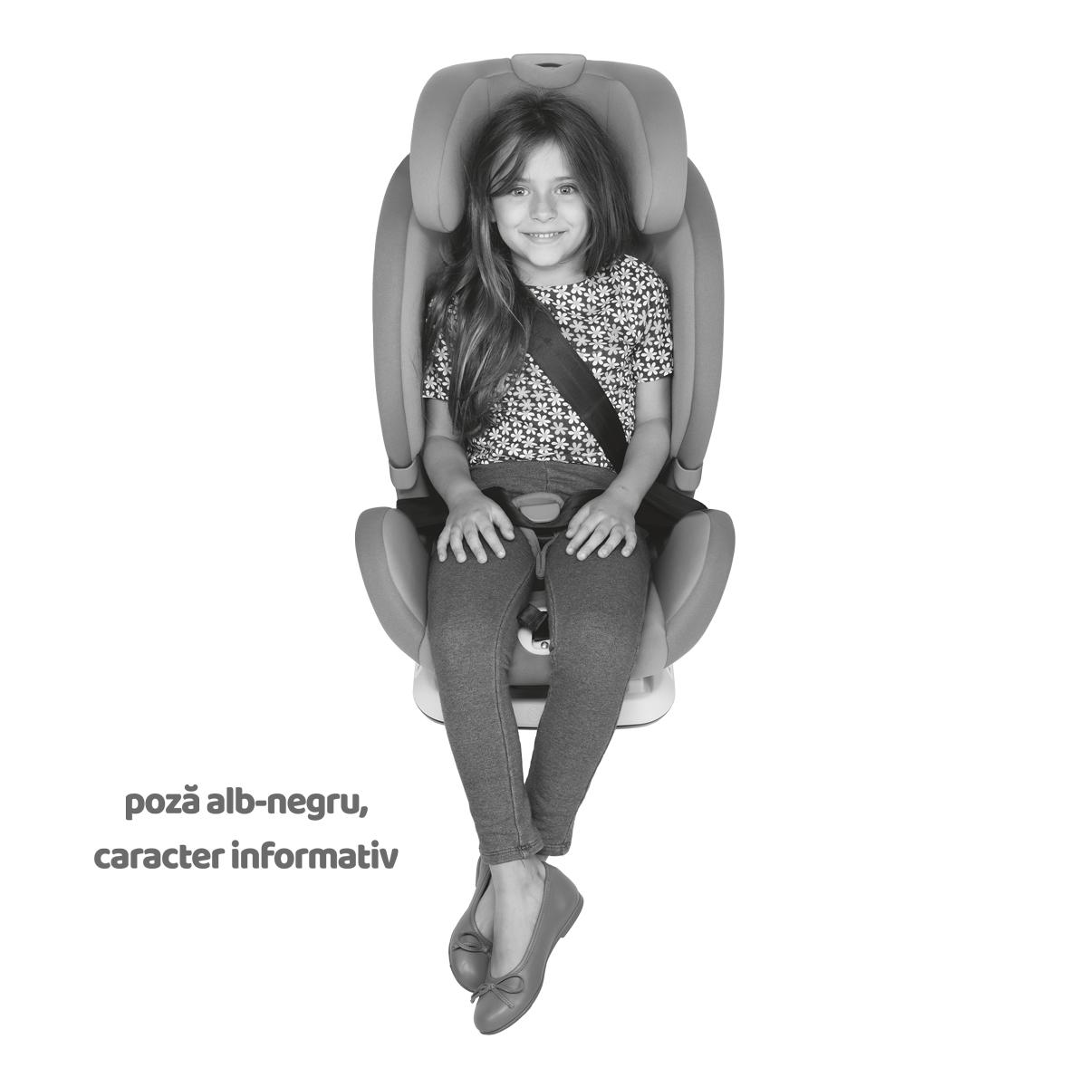 Scaun auto Chicco YOUniverse Isofix Red Passion (Rosu) 12luni+