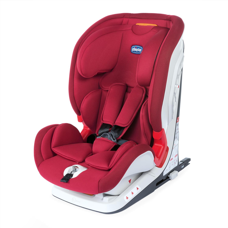 Scaun Auto Chicco Youniverse Isofix, Red Passion (Rosu), 12luni+ imagine