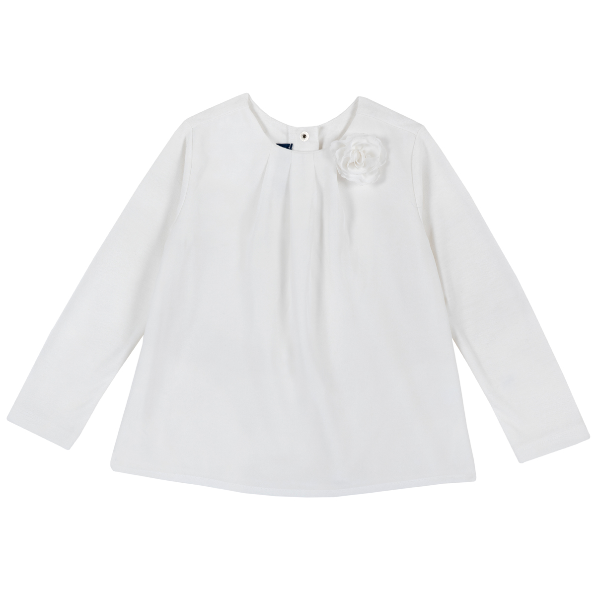 Camasa copii eleganta Chicco, maneca lunga, alb, 06815 din categoria Camasi copii