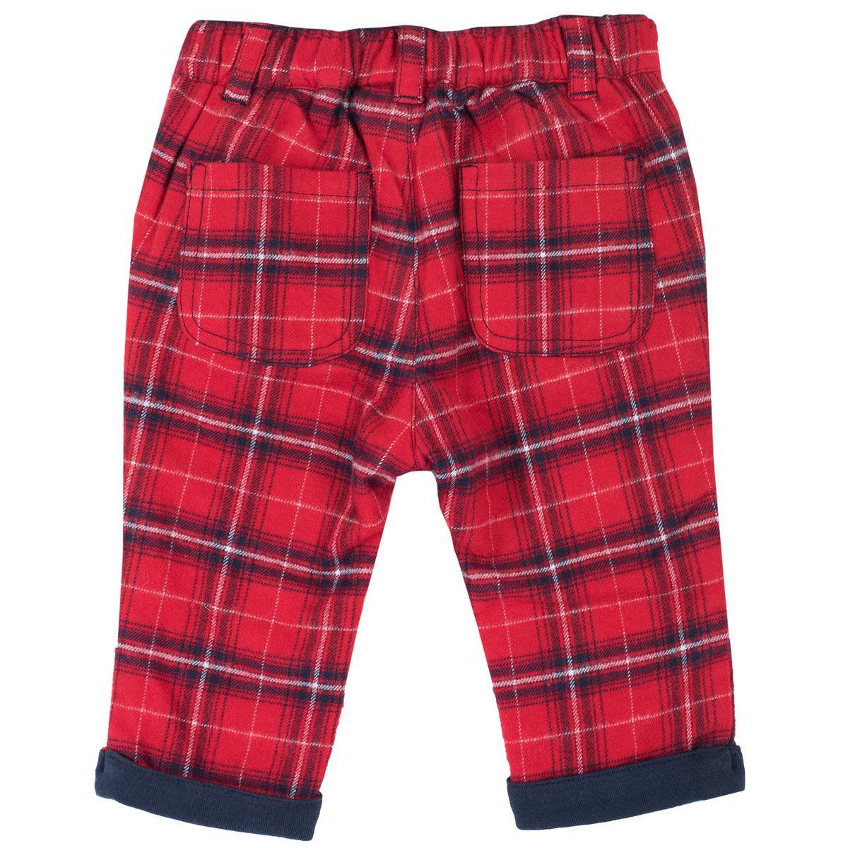 Set tricou si pantaloni Chicco, imprimeu ursulet, 76348 din categoria Set doua piese