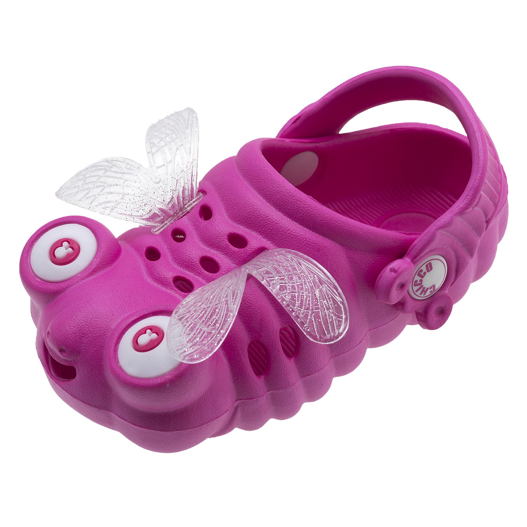 Papuci Copii Chicco Minorca, Roz, 63741 imagine