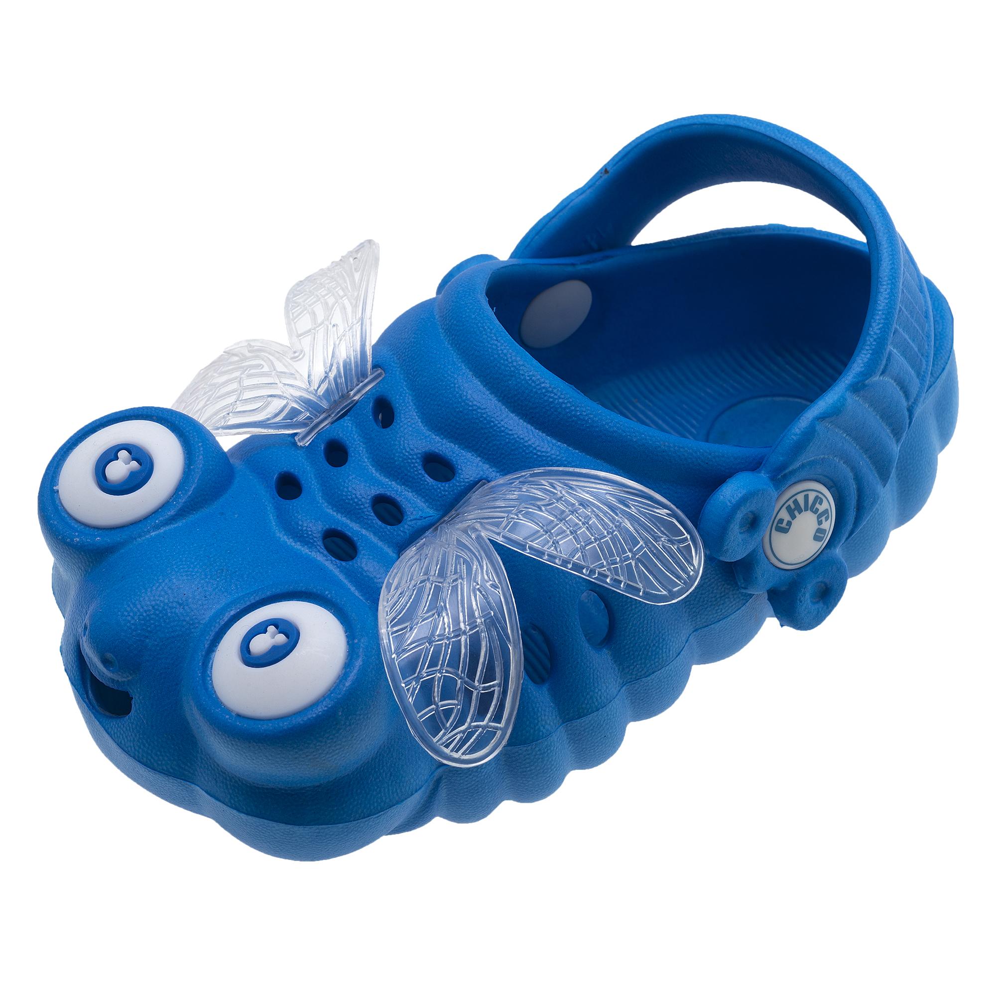 Papuci Copii Chicco Minorca, Bleumarin, 63741 imagine