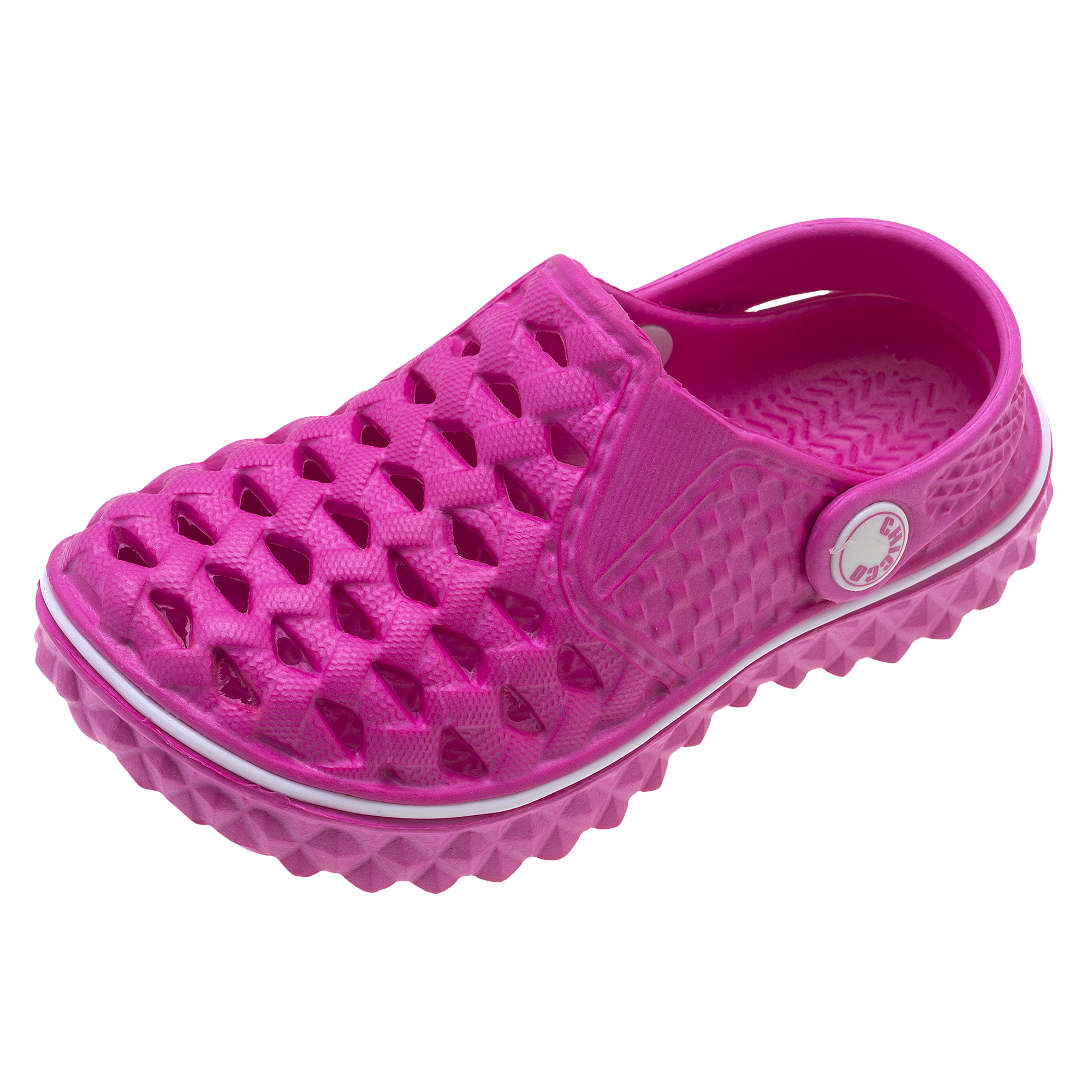 Papuci De Plaja Pentru Copii Chicco Mango, Fuchsia, 61751 imagine