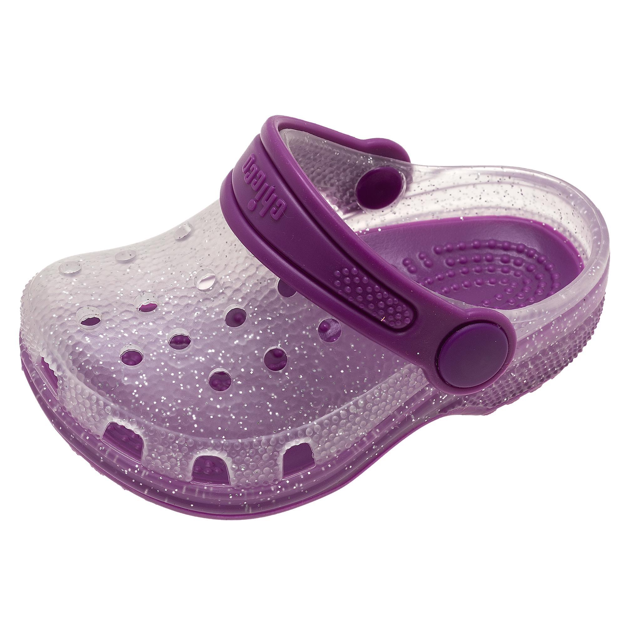Papuci De Plaja Pentru Copii Chicco Martinez, Violet, 55746 imagine