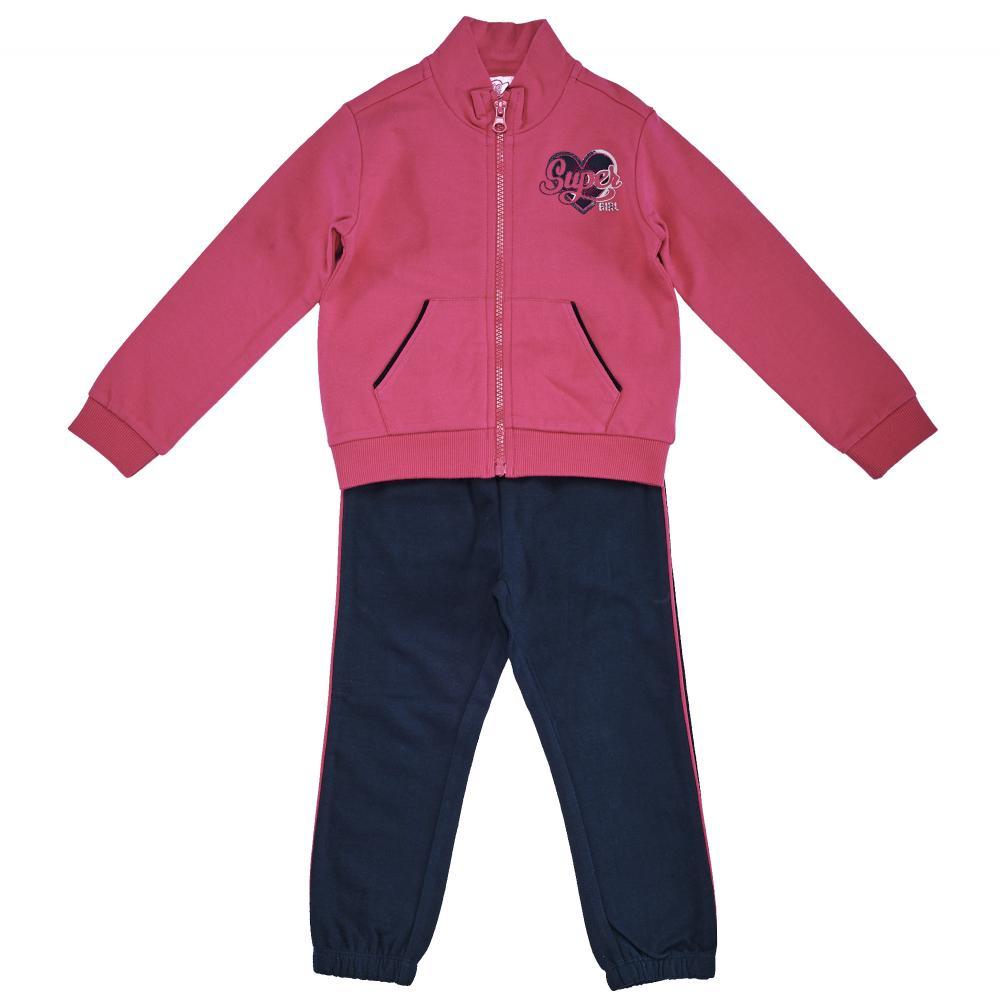 Trening copii Chicco deschidere fata roz cu albastru 122